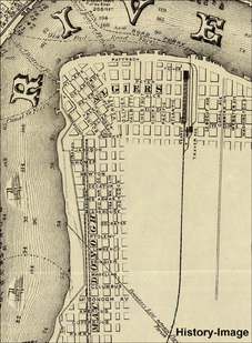 History of Algiers Point New Orleans Louisiana Algiers